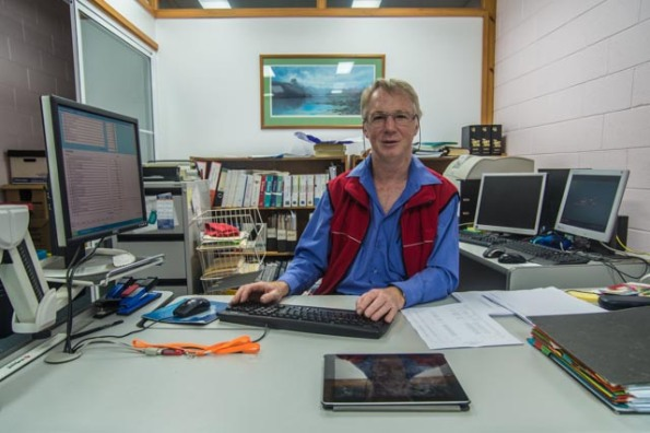 Leo Rose, accountant, Moonah, Tasmania (c) Rob Walls 2013
